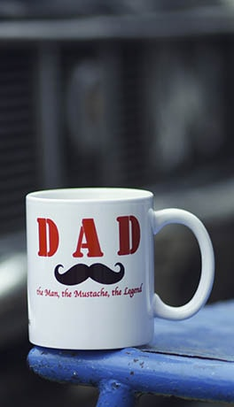 Shop Father's Day Mugs