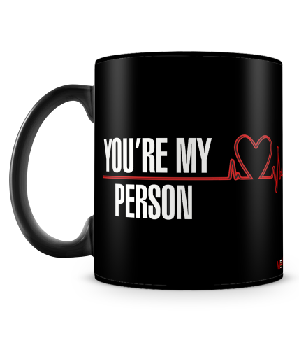 Grey's Anatomy Mug