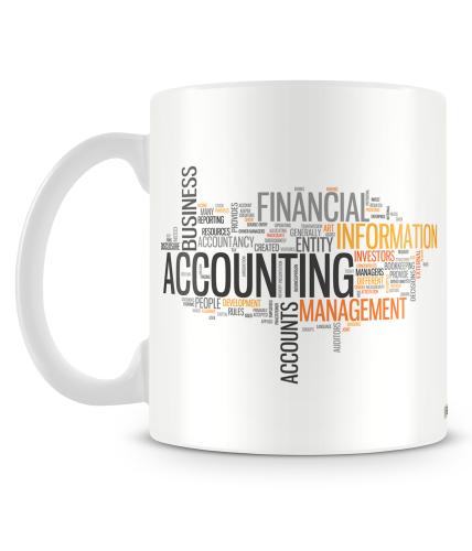 Accounting Mug
