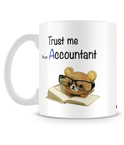 Trust Me I Am An Accountant 2 Mug