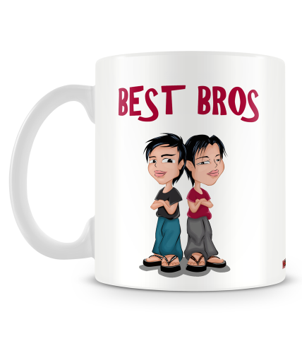 Best Bros Mug