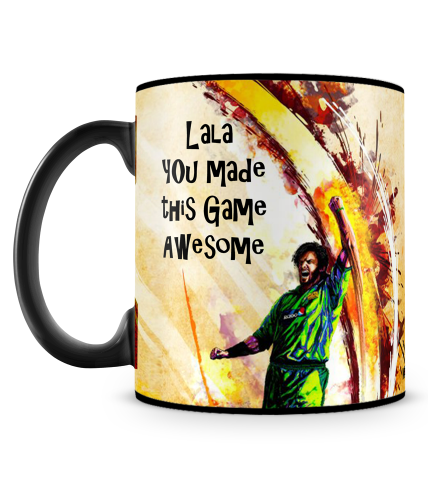 Lala Made Game Awesome Mug