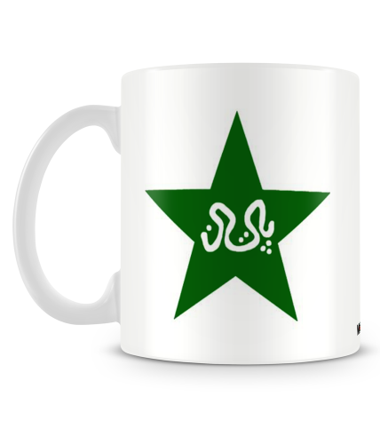 Pakistan Star Mug