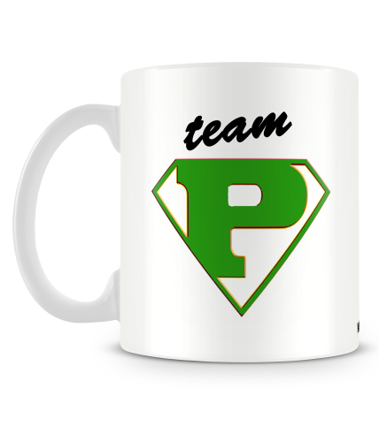 Team Super Pakistan Mug