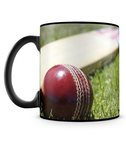 Ball & Bat Mug