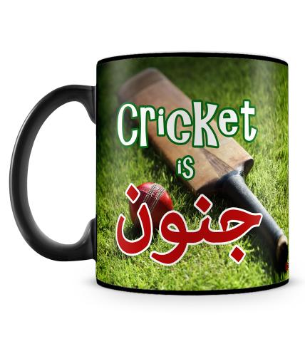 Cricket Junoon Mug