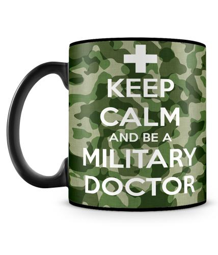 Military Doctor Mug
