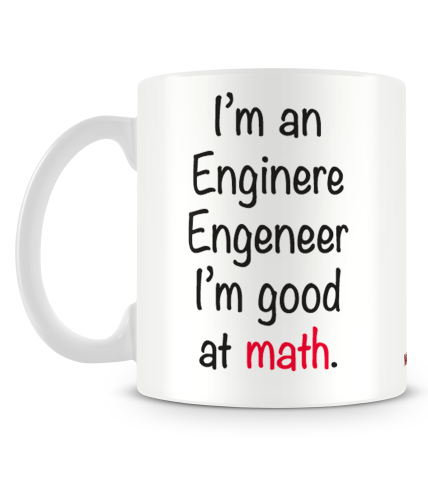 Good At Maths Mug
