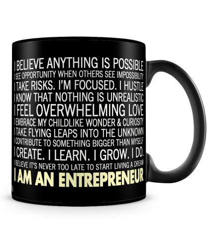 Entrepreneur Mugs
