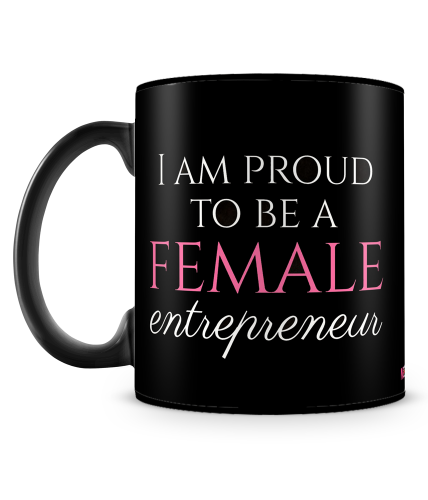 Female Entrepreneur Mug