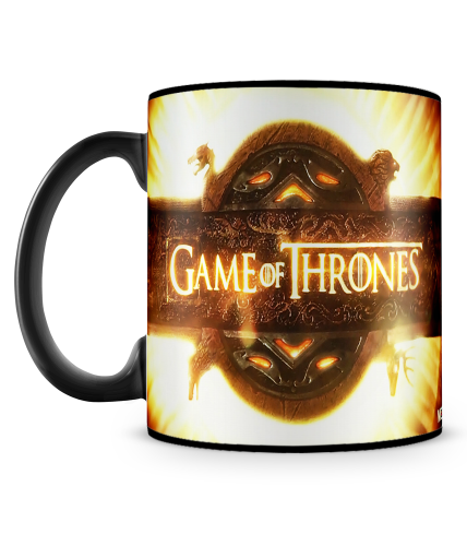 Game Of Thrones 4 Mug