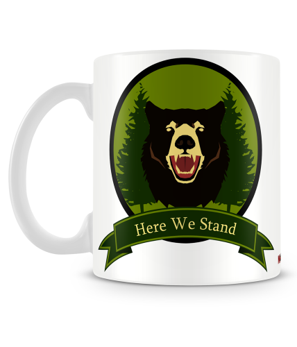 Game Of Thrones Mormont Mug