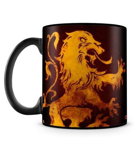 Game Of Thrones Lannister Mug