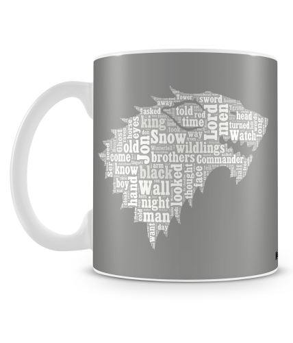 Game Of Thrones Stark 2 Mug