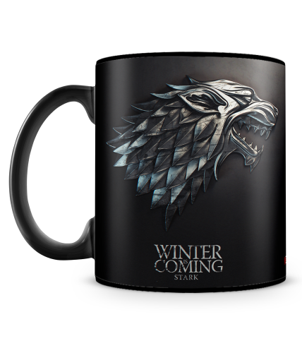 Game Of Thrones Stark 3 Mug