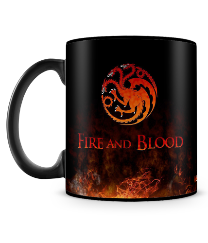 Game Of Thrones Targaryen 3 Mug