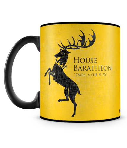 Game Of Thrones Baratheon Mug