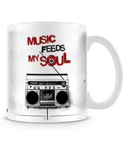 Musician/ Music Lovers' Mugs