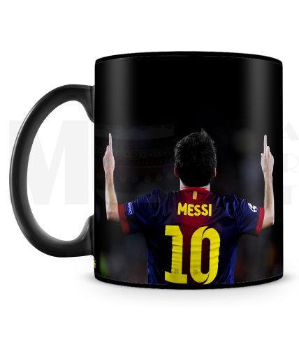 Messi Uniform Mug
