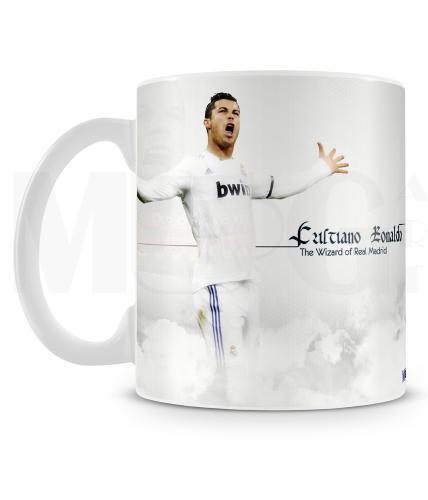 Ronaldo Shouting Mug