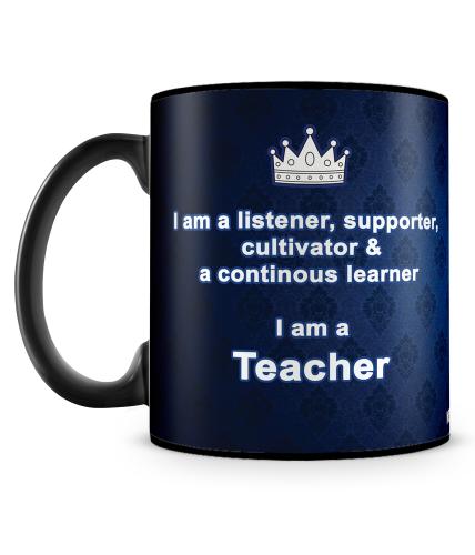 I Am A Teacher Mug
