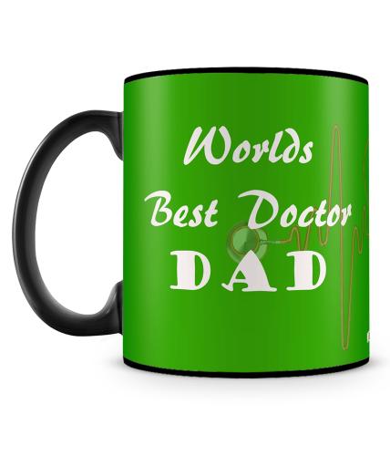 Best Doctor Dad Mug)