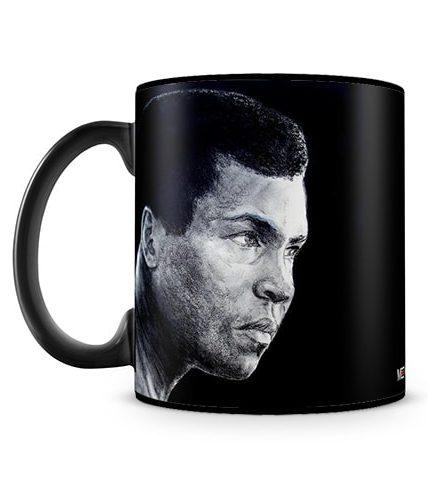 Muhammad Ali Portrait Mug