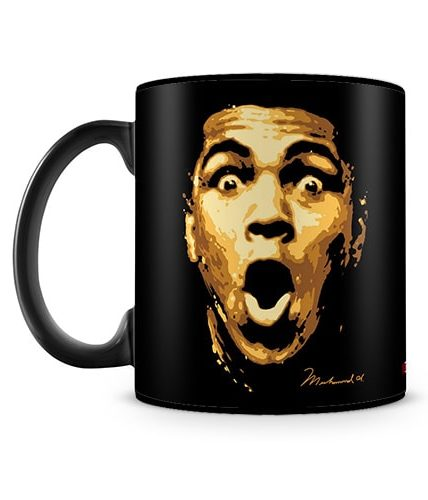 Surprised Expression Mug
