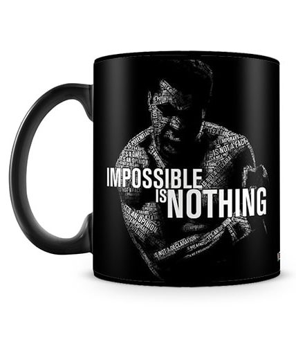 Impossible Is Nothing Mug