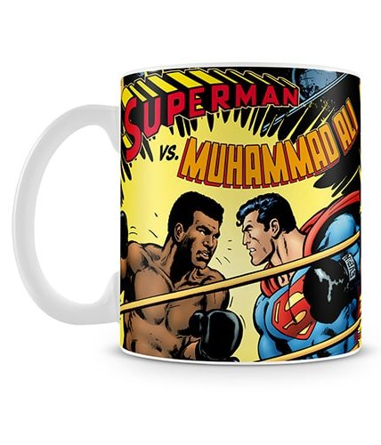 Superman VS Ali Mug