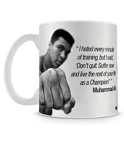 Dont Quit Mug
