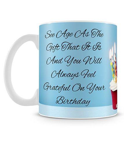 See Age As Gift Mug