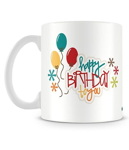 Birthday To You Mug