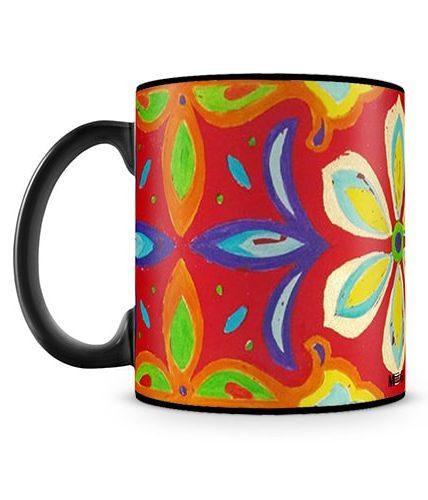 Flower Art Mug