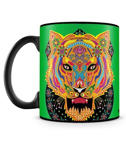 Tiger Art Mug