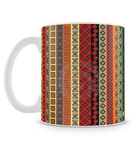 Vertical Art Mug