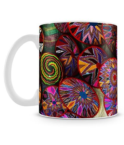 Umbrella Art Mug
