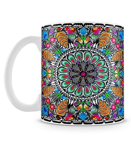 Color Art Mug