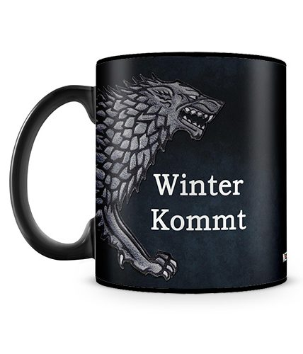 Winter Kommt | GOT German Mug