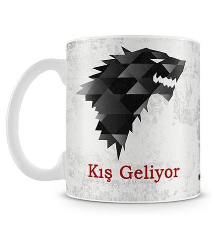 Kış Geliyor | GOT Turkish Mug