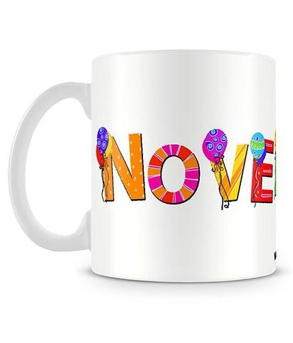 November Birthday Mug