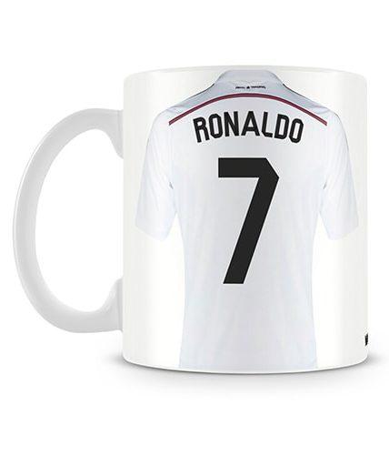 Ronaldo Uniform Mug