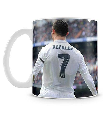 Ronaldo 7 Mug