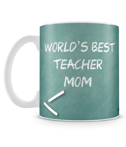 Teacher Mom Mug