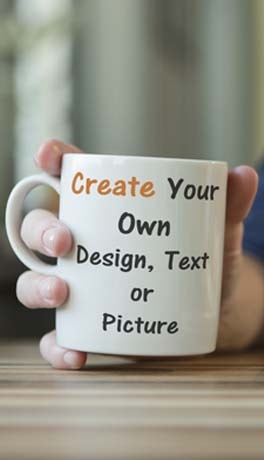 Create Customized Mug