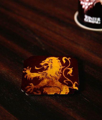 GOT Lannister Coaster