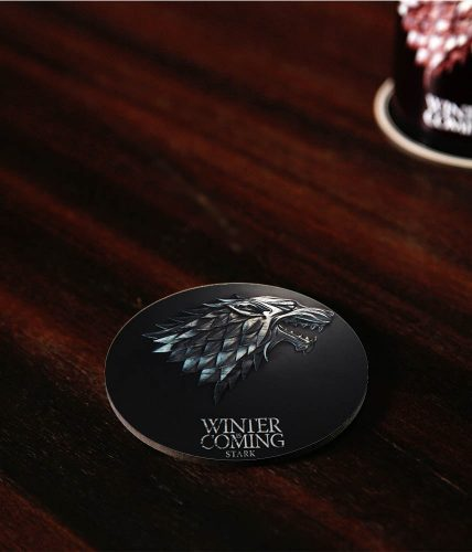 GOT Stark Coaster