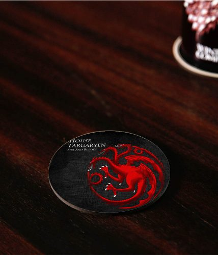 GOT Targaryen 2 Coaster