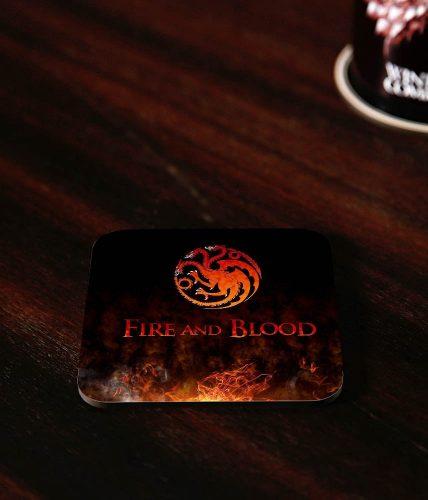 GOT Targaryen Coaster