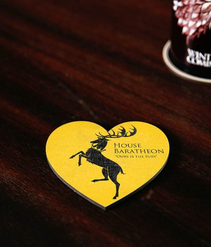 GOT Baratheon Coaster